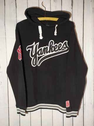 sudadera vintage Yankees 80s/90s