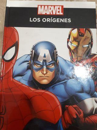 Marvel - los origenes