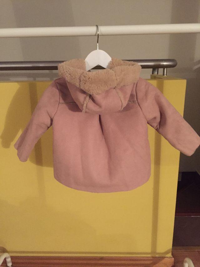 Pelliza con capucha Nanos Talla 24 meses