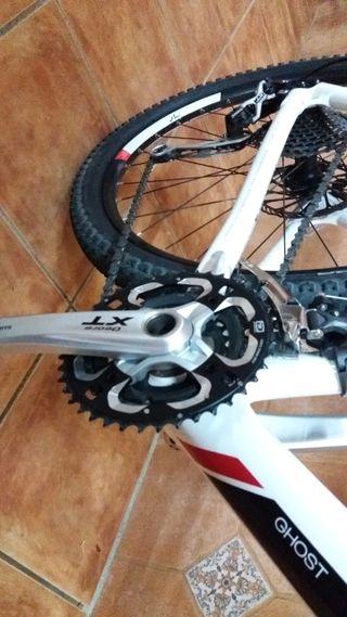 Bicicleta de montaña Ghost Se Lector 7400