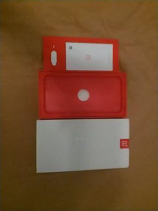 caja+ acces OnePlus 5