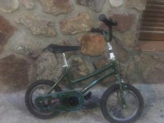 Se vende bici de niño