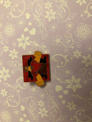 Wreck it Ralph Disney pin