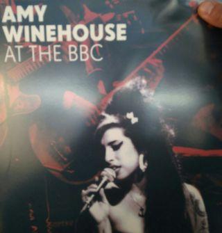 Amy Winehouse At BBC Live LP