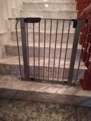 Puerta de seguridad