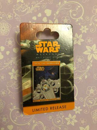 Star Wars Disney pin