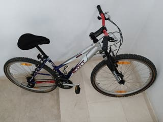 "Bicicleta BTT mujer26"""