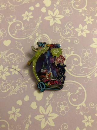 Disney Peter Pan dream pin