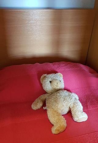 Cabezal cama individual