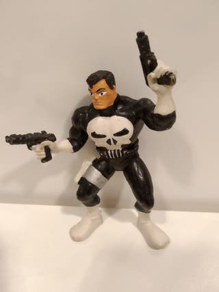 Figura antig Pvc The punisher Marvel Comics Spain
