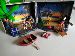 Playmobil 5947 , Isla Pirata