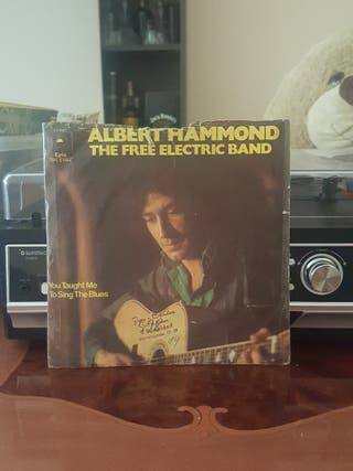 "Albert Hammond - The Free Electric Band 7"""