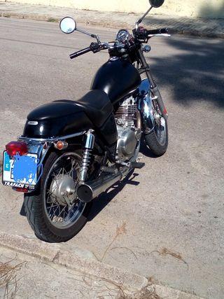Suzuki tu 250cc