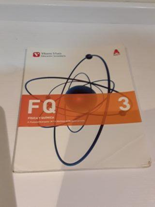 libro de 3*ESO física y quimica