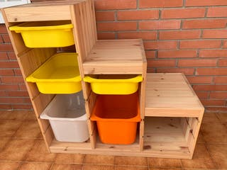 Mueble Trofast Ikea