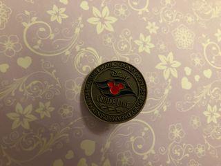 Disney Cruiseline pin
