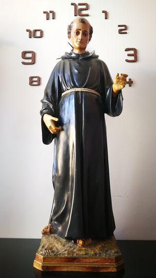 Excepcional Figura Religiosa de Olot. 108 cm.!!