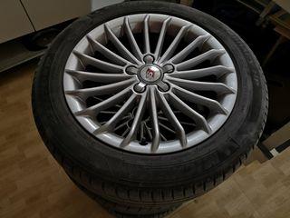llantas Audi a4 17 pulgadas