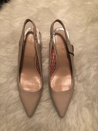 Zapatos Zara talla 37