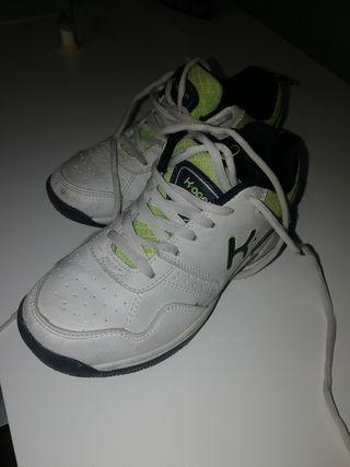 zapatillas padel infantil