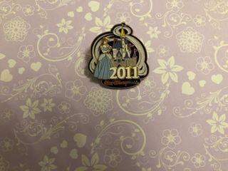 Cinderella Disney pin