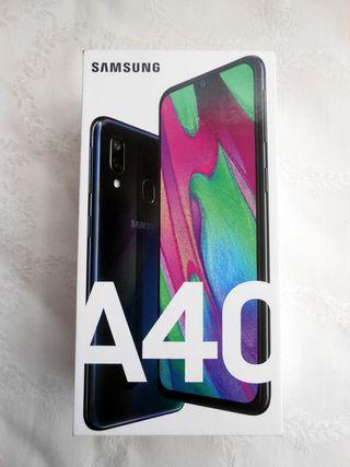 Samsung Galaxy A40 - 64 +4gb ram