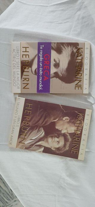 Libro Biografia Katharine Hepburn