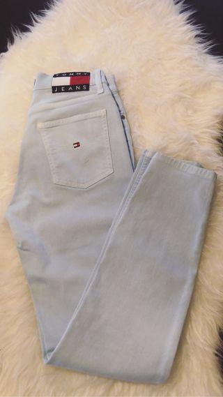 Jeans tommy hilfiger talla 26