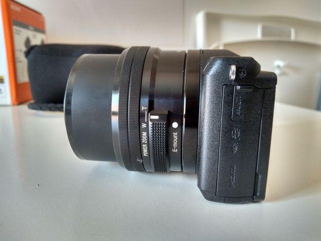 Vendo Sony A5100 + SEL 16-50 f3.5-5.6 PZ en Camaras y Objetivosi1030803825