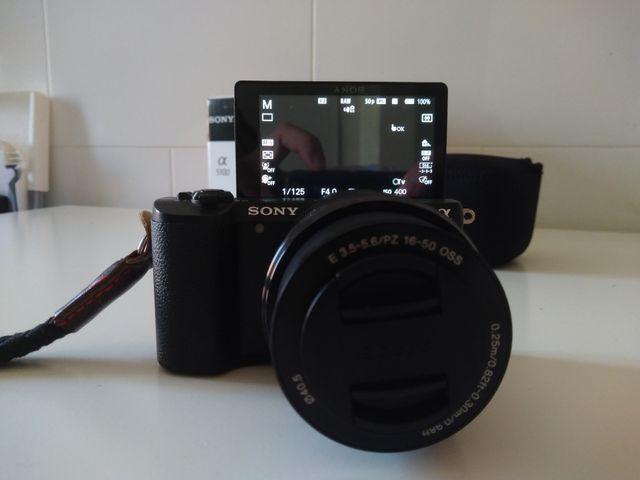 Vendo Sony A5100 + SEL 16-50 f3.5-5.6 PZ en Camaras y Objetivosi1030813074