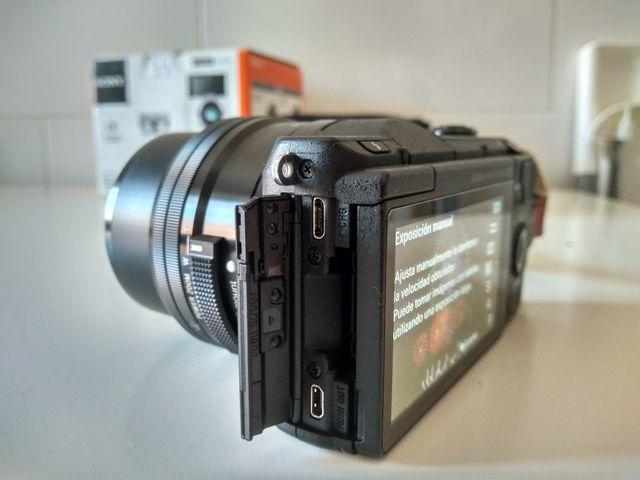 Vendo Sony A5100 + SEL 16-50 f3.5-5.6 PZ en Camaras y Objetivosi1030820293
