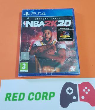JUEGO PS4 NBA2K20