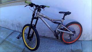 bicicleta de Descenso/ Enduro