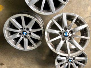 """llantas 17"""" originales BMW"""