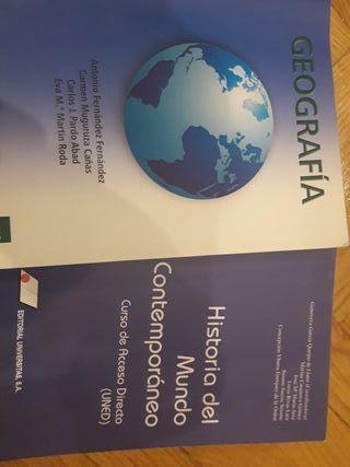 Libros UNED Acceso Universidad
