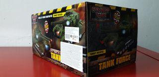 tanque de juguete