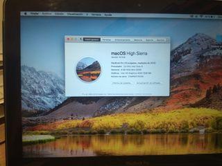 MacBook pro 13'' ssd