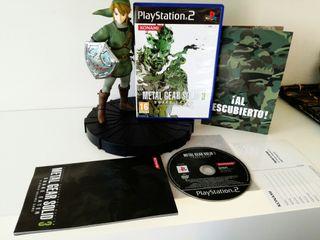 Metal Gear Solid 3 como nuevo PS2