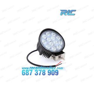 Foco LED 40W para coche, camion, quad o moto