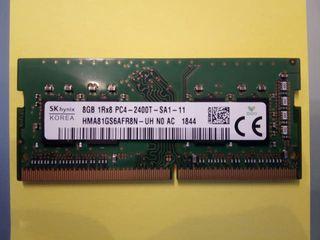 Memoria Ram 8 Gbs