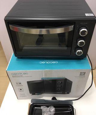 Horno Bake&Toast CECOTEC NUEVO
