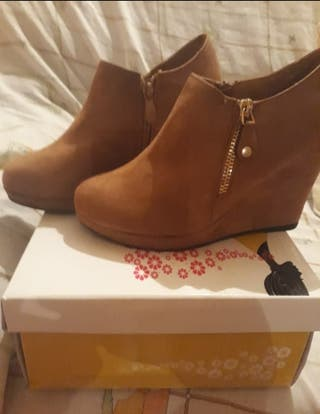 zapatos pa salir