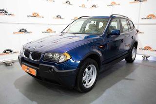 BMW X3 4X4 5 PUERTAS 2.0D 150cv