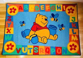 Alfombra Winnie The Pooh