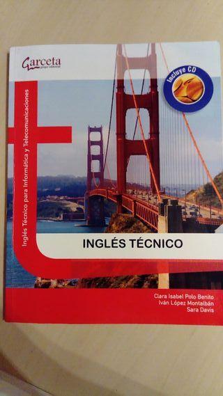 Libro Inglés Técnico CFGS Informática