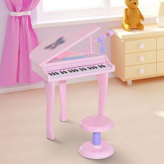 Piano Infantil Electrónico Juego de Piano con Micr