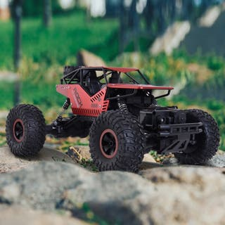 RC Coche Crawler Todoterreno 4x4 2.4GHz Coche Tele