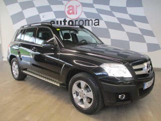 Mercedes Clase GLK 220CDI BLUE EFFICIENCY 4X4 4X4