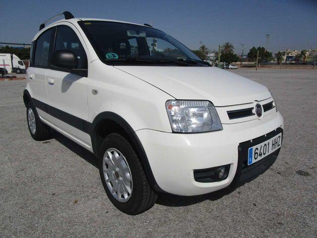 Fiat Panda 1.2 CLIMBING 4x4 gasolina