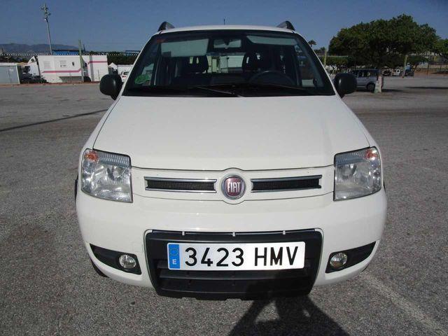 Fiat Panda 1.2 CLIMBING 4x4 TRACCIÓN A LAS 4 RUEDAS